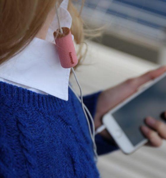 Skumrør optimerer din telefonsamtale på farten