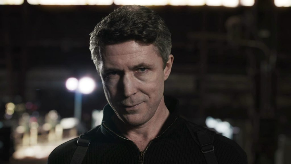 Aidan Gillen (Game of Thrones) spiller skurken Paul Serene