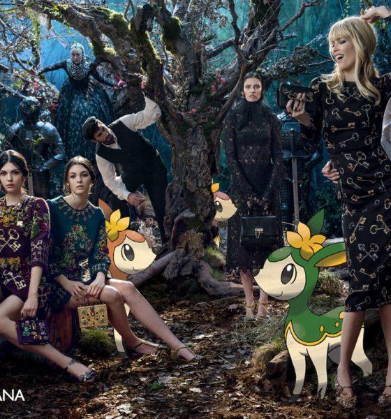 Modeugespecial: Pokémon Go og fashion i skøn forening