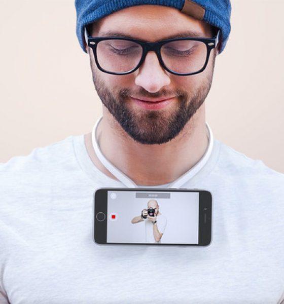Håndfri mobil på en helt ny måde