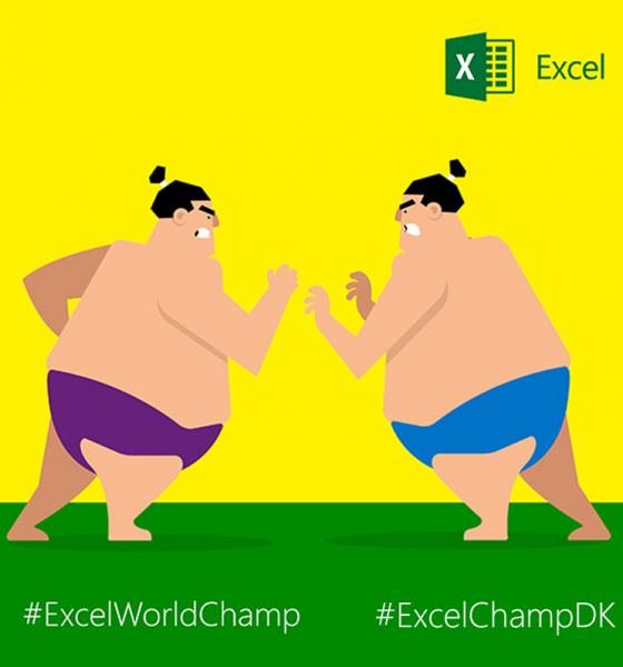 Det mest nørdede VM nogensinde: VM i Microsoft Excel