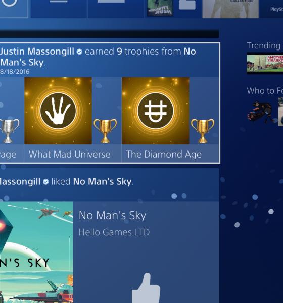 Få mere info om dine venners spilaktiviteter med PS4 systemopdatering 4.0