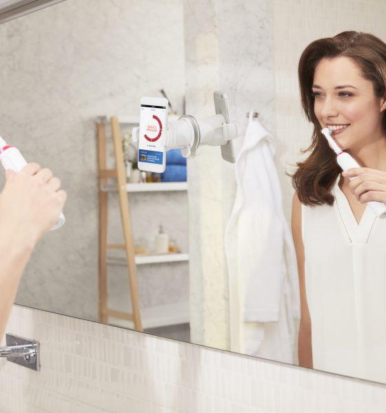 Tandbørste-app sikrer dine tænders sundhed