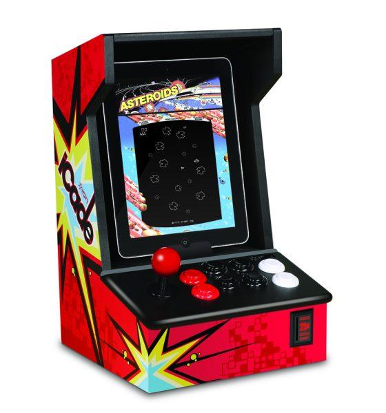 Genoplev 80'ernes spillemaskiner med en gammel iPad