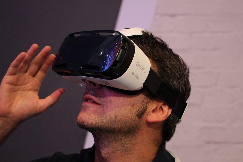 Samsung Gear VR-brillen