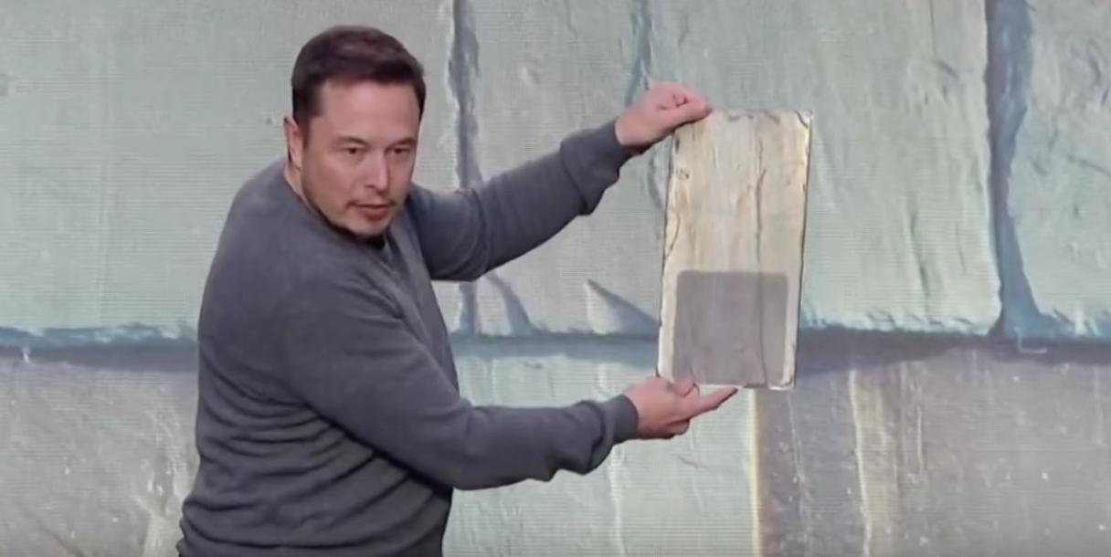 Musk-solceller
