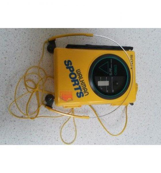 Walkman – gå max retro