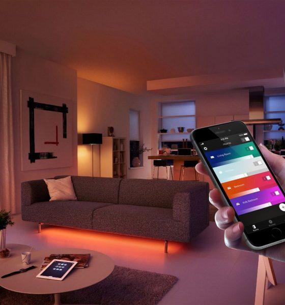 Pimp dit hjem intelligent med brugte gadgets. Del 2: Belysning