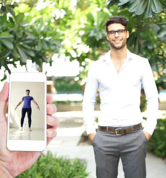Skræddersy dine skjorter fra mobilen