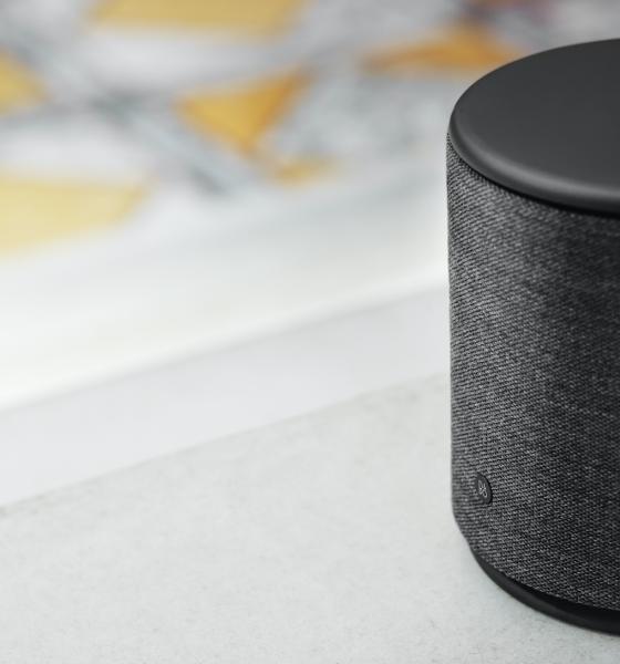 Ny højtaler fra B&O er klædt godt på