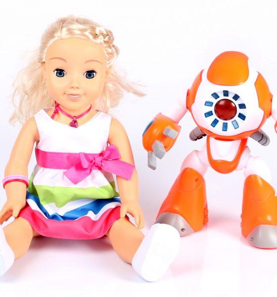 Fremtiden for det intelligente legetøj
