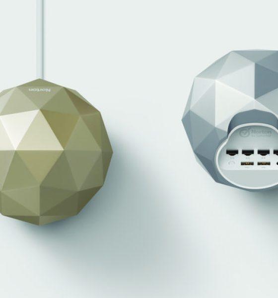 Endelig en router i lækkert design