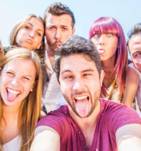 Her er guiden til den perfekte selfie