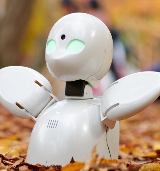 OriHime – robotten, der kan være der, hvor du ikke selv kan