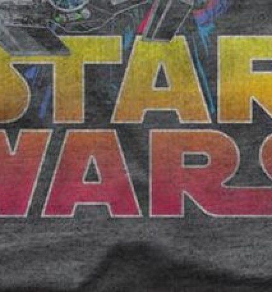 Nerdshirt alert- Starwars retro look FTW