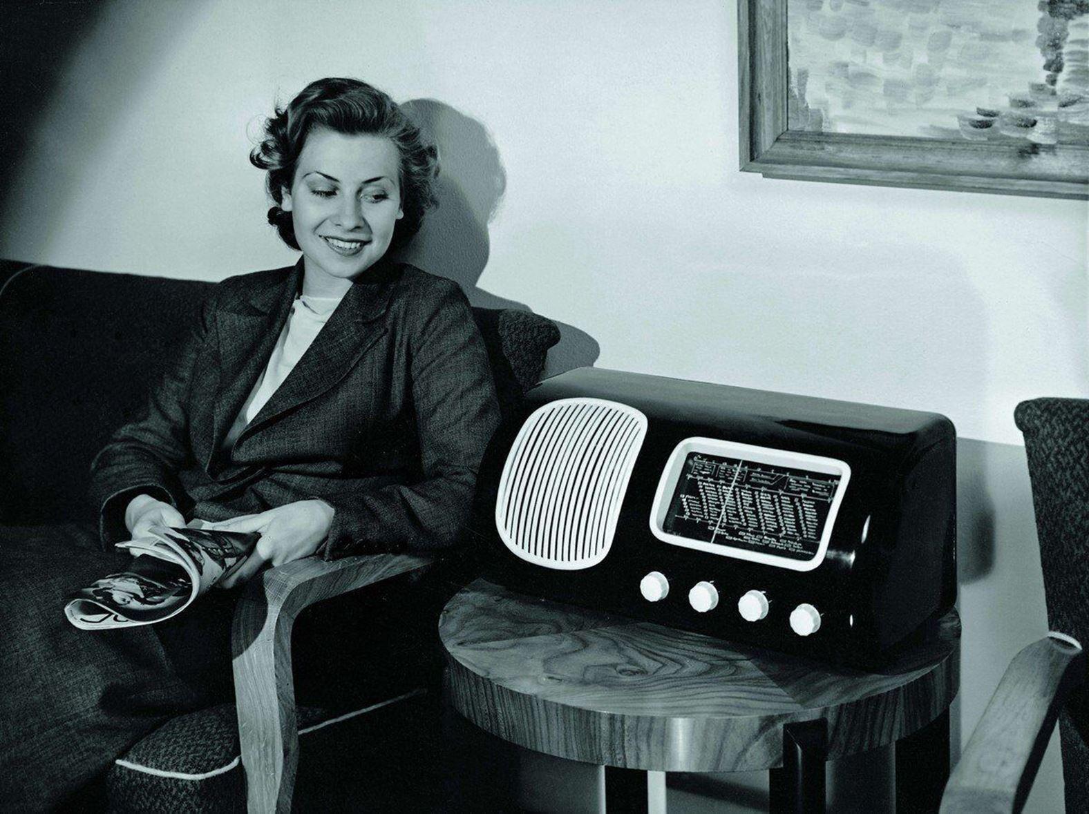 Picture of: Genialt Det Kan Du Bruge Din Gamle Radio Til Elektronista