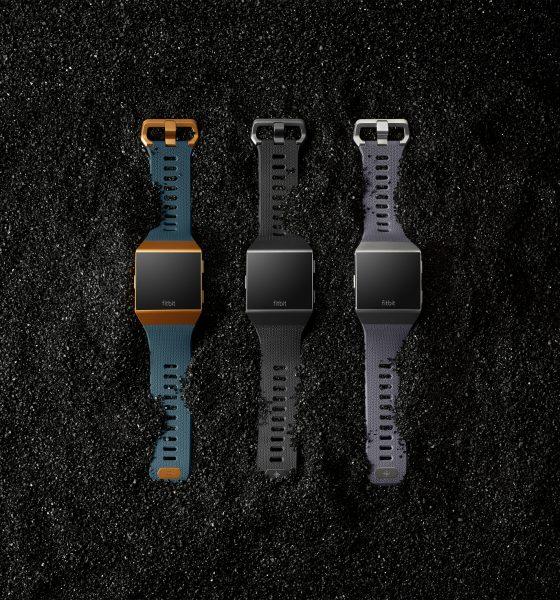 Fitbit Ionic: det ultimative smartwatch inden for sundhed og fitness