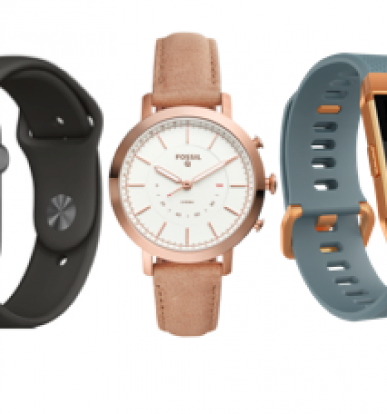 3 smartwatches – 3 looks