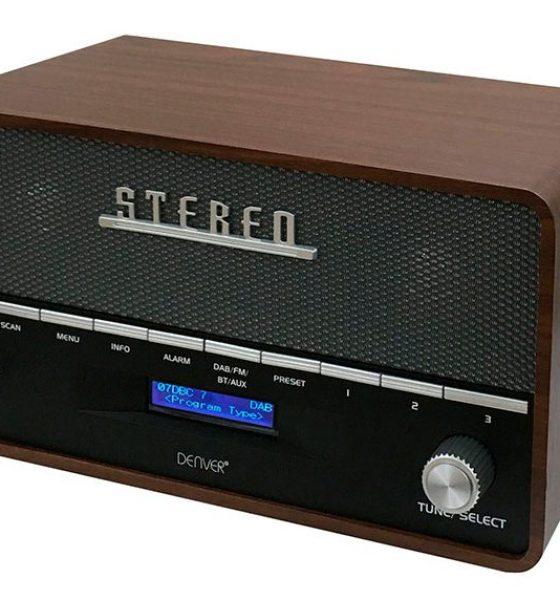 5 stilfulde DAB-radioer, der kan tage DAB+
