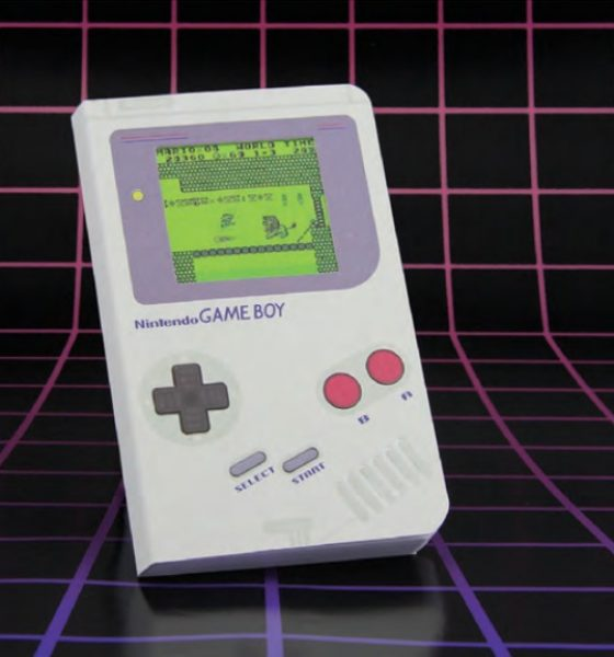 Tag noter med din Game Boy