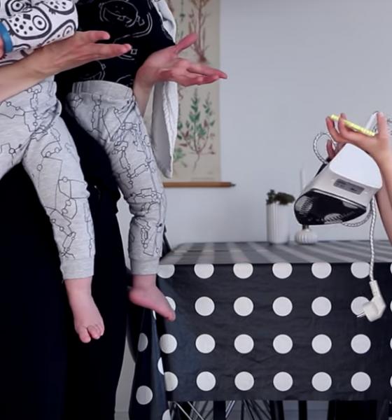 Hemmelig robotenhed redder julen for 6 årig pige