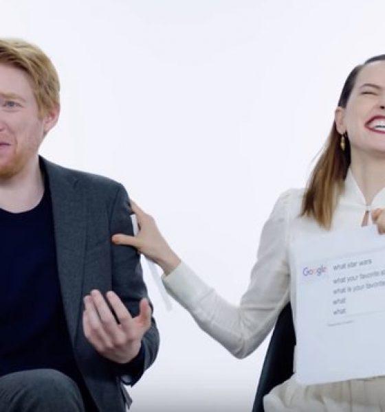 Video: Star Wars-stjerner besvarer internettets mest googlede spørgsmål