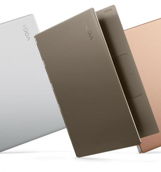 Lenovo gør det igen- ultraflex yogatablet forener tablet og laptop