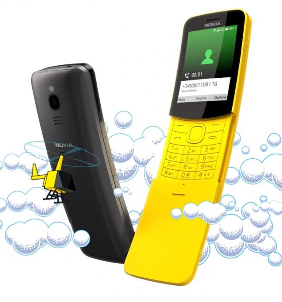 Nokia prøver med retrotelefon- igen