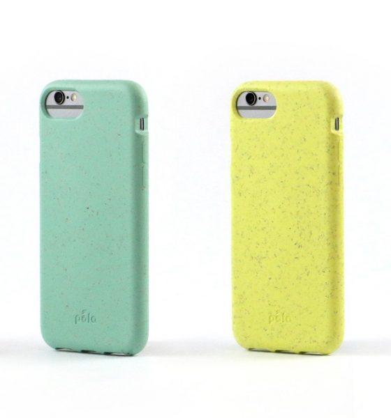 Nu kan du få bionedbrydelige, plantebaserede smartphone-covers
