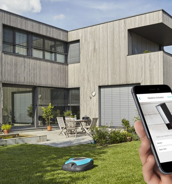 Smart home, men hvad med haven?