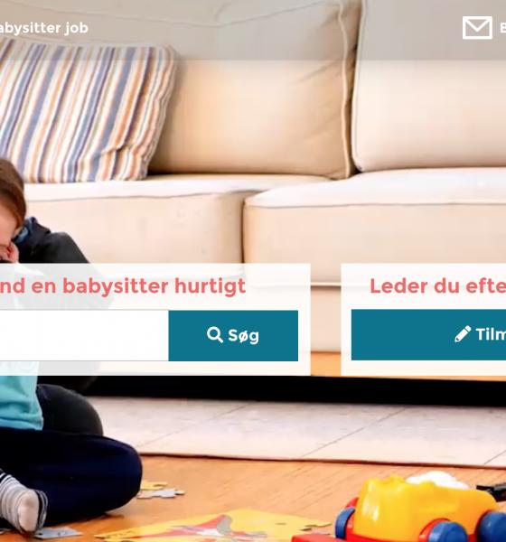 Mangler du en babysitter – eller et babysitterjob? Dansk site skaber kontakten