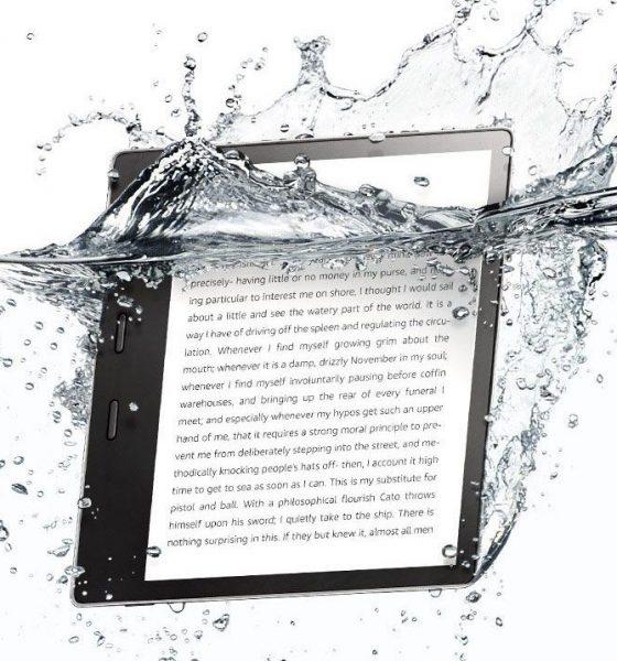 Nu kan du læse vandtætte bøger i badekarret