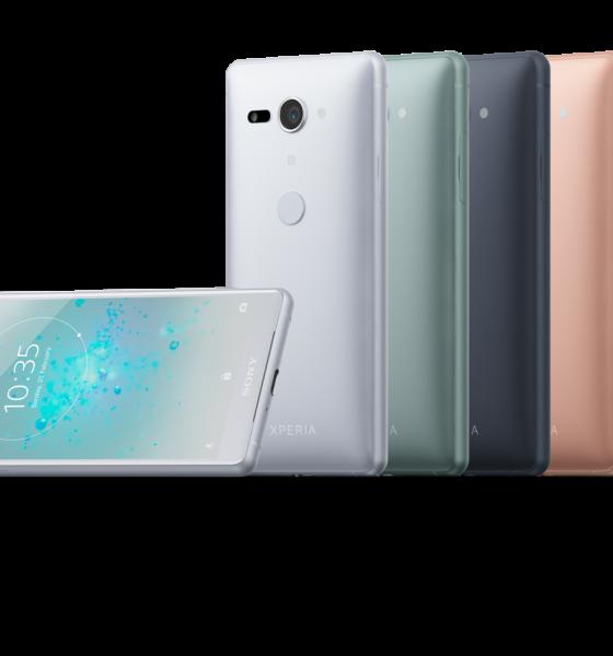 Sonys nye smartphones stimulerer dine sanser