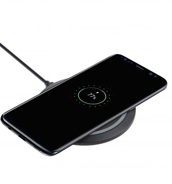 I 2018 skal du oplade din smartphone trådløst