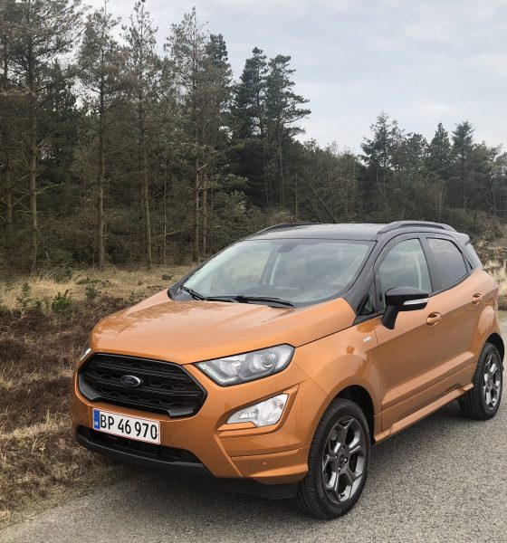 Elektronista tester SUV light- Ford EcoSport
