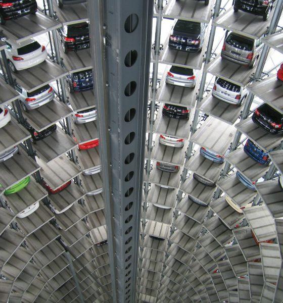 Fremtiden byder på ledige parkeringspladser