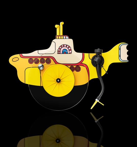 Den helt rigtige Beatles-grammofon