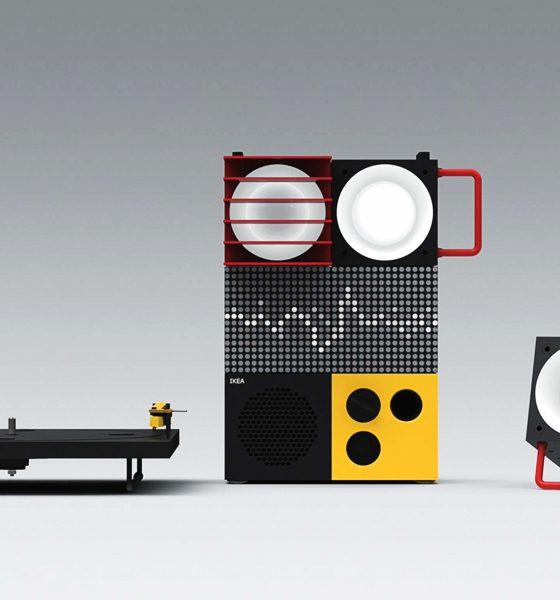 Tag til IKEA og bliv DJ