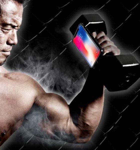 En iPhone på 10 kilo