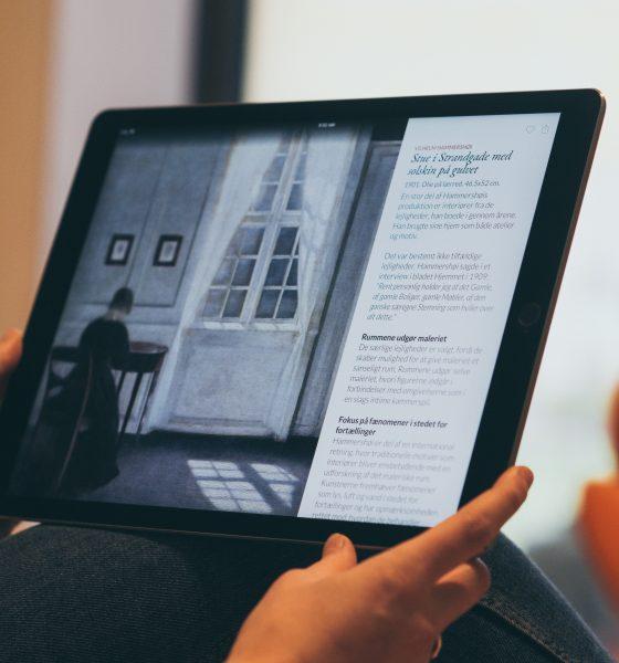 Ny app lader dig zoome ind på kunsten