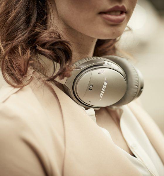Boses nye høretelefoner får dig til at elske det, du ikke hører