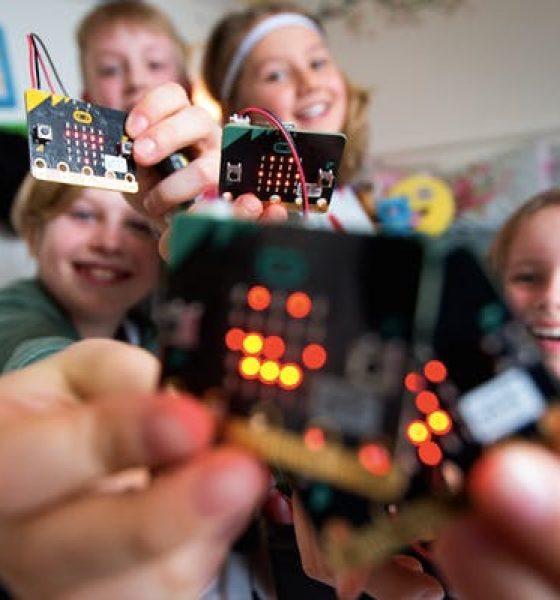 Tag dine børn med på Techfestival – 5 ting, I skal opleve