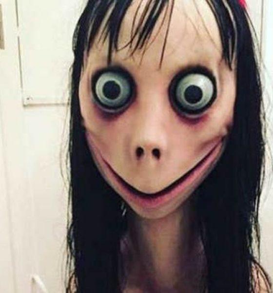 Momo skræmmer bogstavelig talt livet af unge på internettet