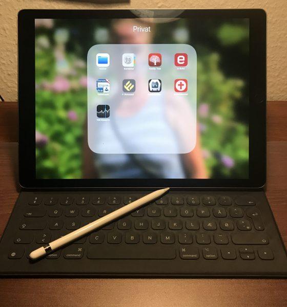 Kan iPad'en erstatte din bærbare?