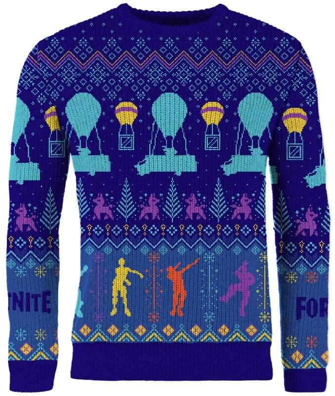 Fortnite julesweater