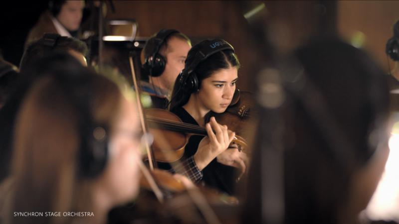 Composing music Huawei