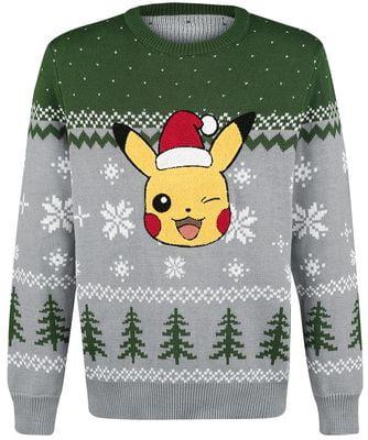 pikachu julesweater