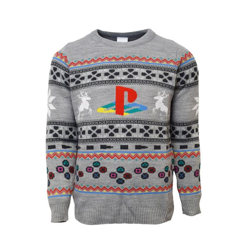 Playstation julesweater