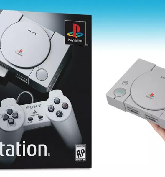 Savner du 90erne? – Playstation Classic er din nye ven