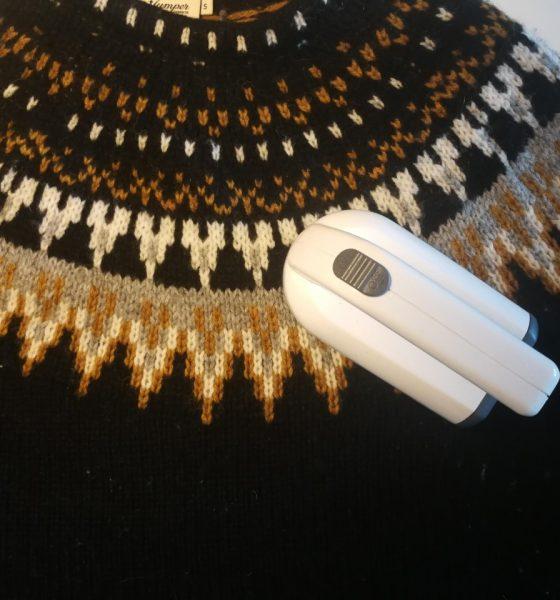Undgå tøjspild: Gadget giver din gamle sweater nyt liv